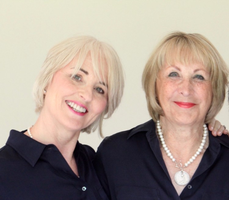 Annabel & Grace from post: What is it like turning 60? Is it all downhill or are there some positives?