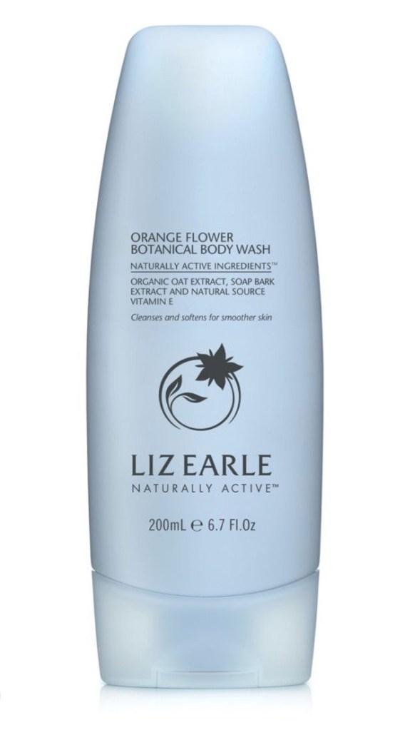Liz Earle Orange Flower Botanical Body Wash
