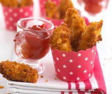 Krispie Chicken Nuggets