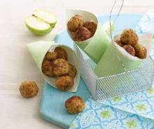Chicken & Apple Balls