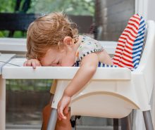 Top 10 tips for coping with a fussy eater