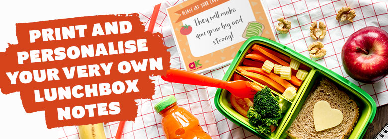lunchbox notes, free download
