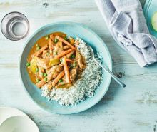 Annabel's Fruity Chicken Curry
