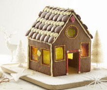 Annabel's Gingerbread House
