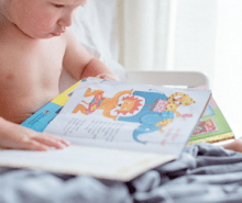 Reading to your toddler: 1 to 3 years
