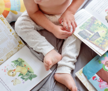 Reading with your Toddler: 5 Top Tips