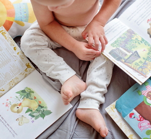 Reading with your toddler