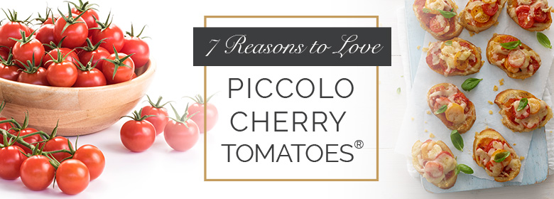 Piccolo cherry tomatoes