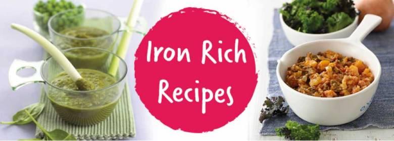 Iron rich foods annabel karmel iron rich foods forumfinder Choice Image