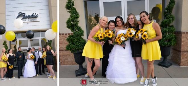 An Urban Colorado Wedding
