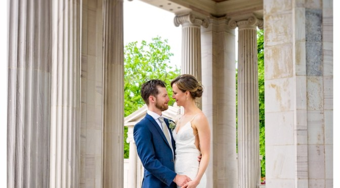 Lyndsey + Jack's Wedding at the Space Gallery