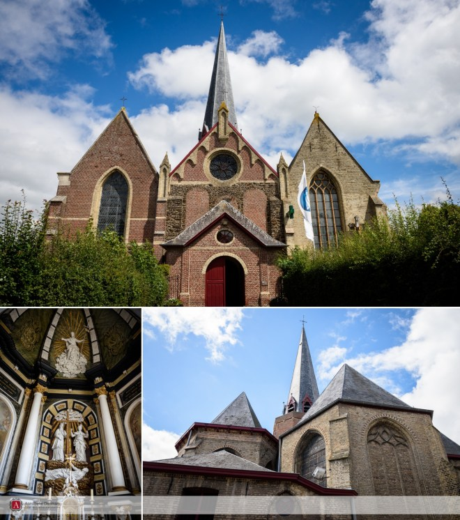 Church near Westvetleren