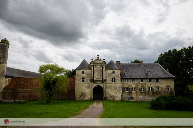Le Chateau d'Aisne, near my native village