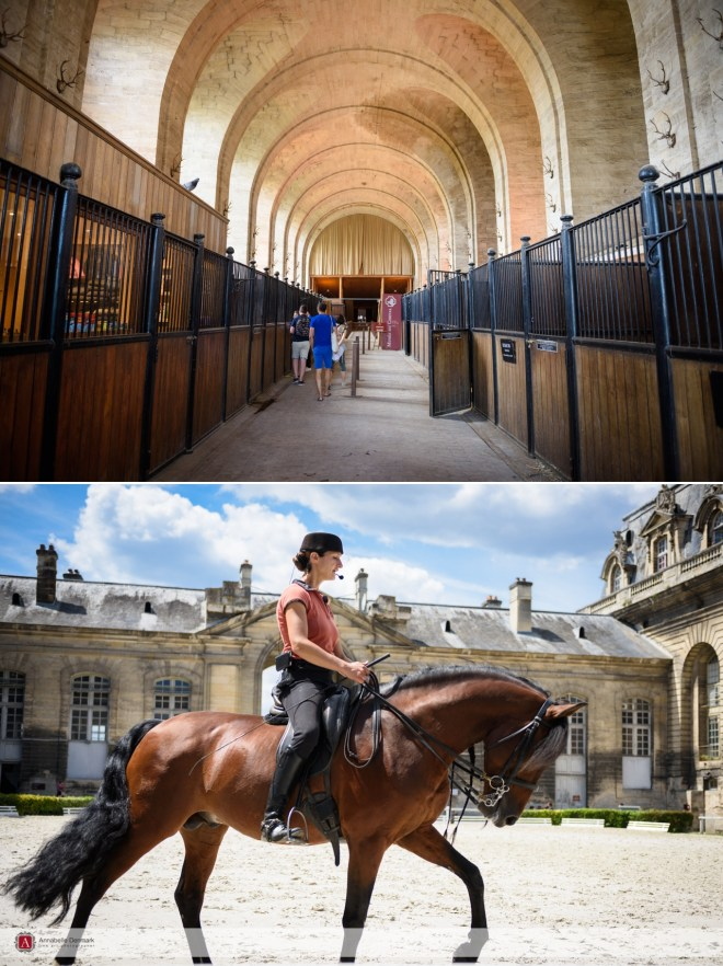 On our way back to Les Hauts de France : Chateau de Chantilly, a huge domain and the horse capital city of Europe