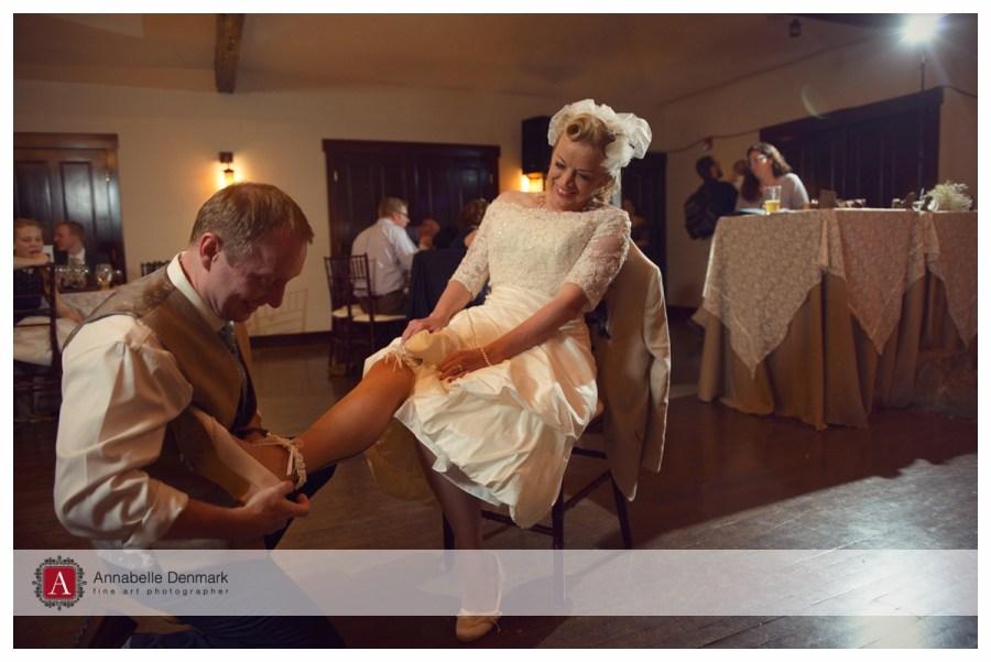 The garter