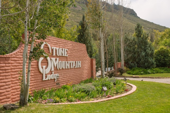 Stone Mountain Lodge, Lyons Colorado