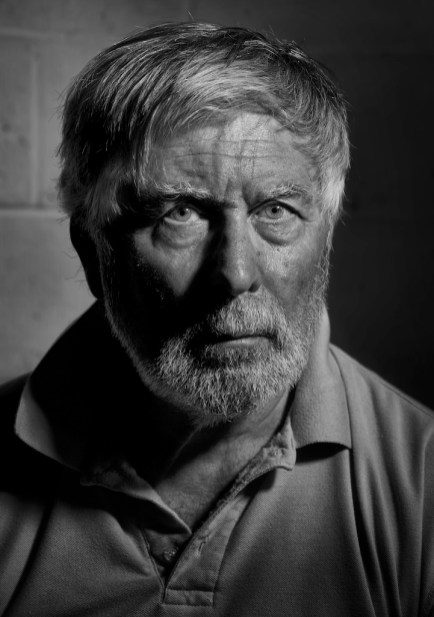 Dad, from 'Six Personal Images', FringeMK Westbury, 2012