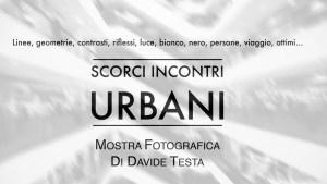personale fotografare di Davide Testa