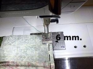 cucire a 6 mm