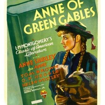 Locandina Anne of Green Gables 1932