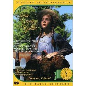 dvd Anne Of Green Gables