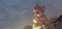 Copertina Sorridi, piccola Anna dai capelli rossi