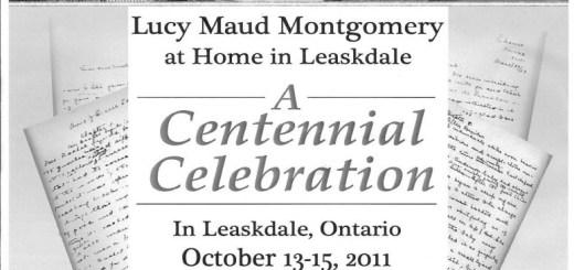 LM Montgomery Centennial Celebration