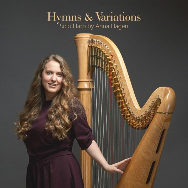 Hear Harp CDs | Anna Hagen Harpist