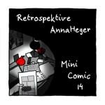 Vorderseite Minicomic 14 Retrospektive