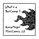 First Panel Minicomic 20e Barcamp