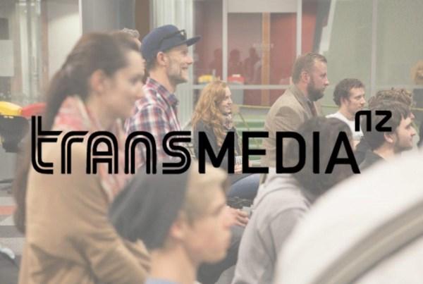 Transmedia NZ Meetup