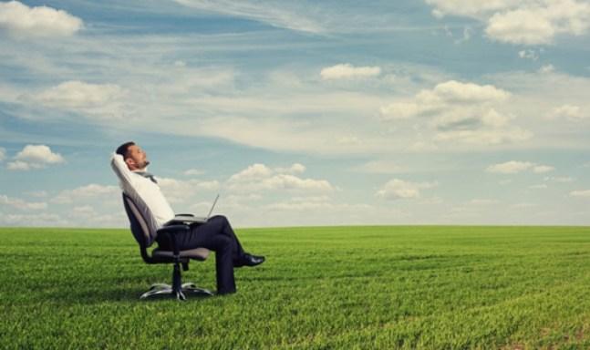 6 فوائد لتحرير نفسك من مكتبك وأخذ استراحة