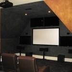 Williamson media room jadecor