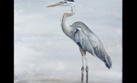 Another Great Blue Heron