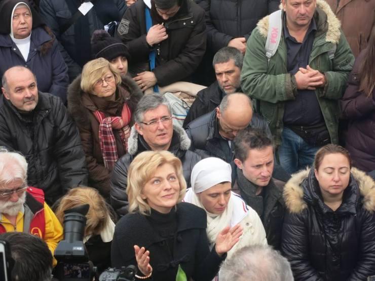 Messaggio del 18 marzo 2015 a Mirijana