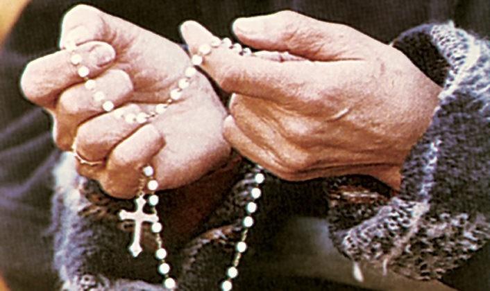 preghiera del santo rosario
