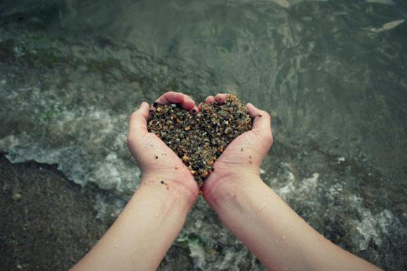 quando l'amore di Dio sovrasta il cuore