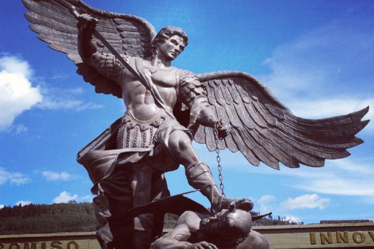 la battaglia spirituale e i 5 misteriosi personaggi