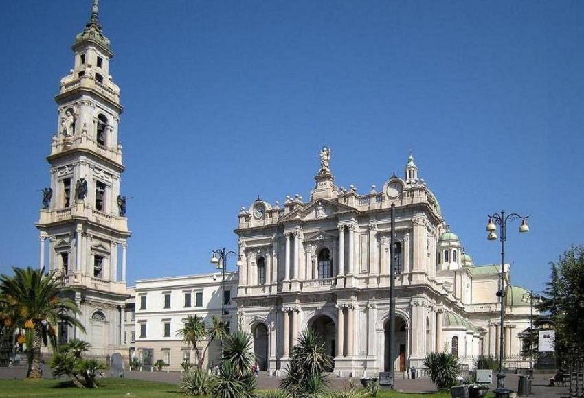 beato Bartolo Longo: Santuario della Madonna di Pompei