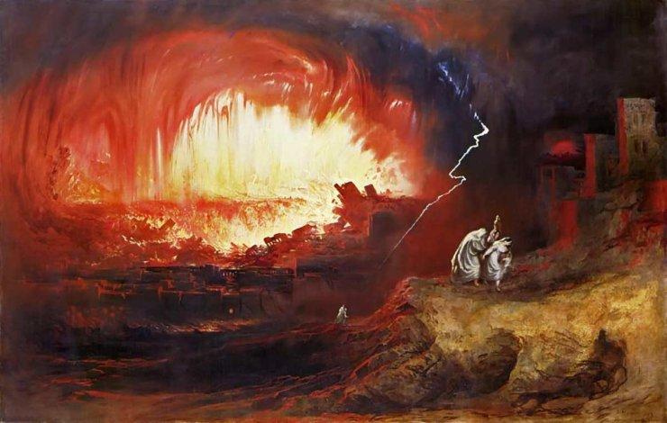 peccato disastroso che porta lanima allinferno