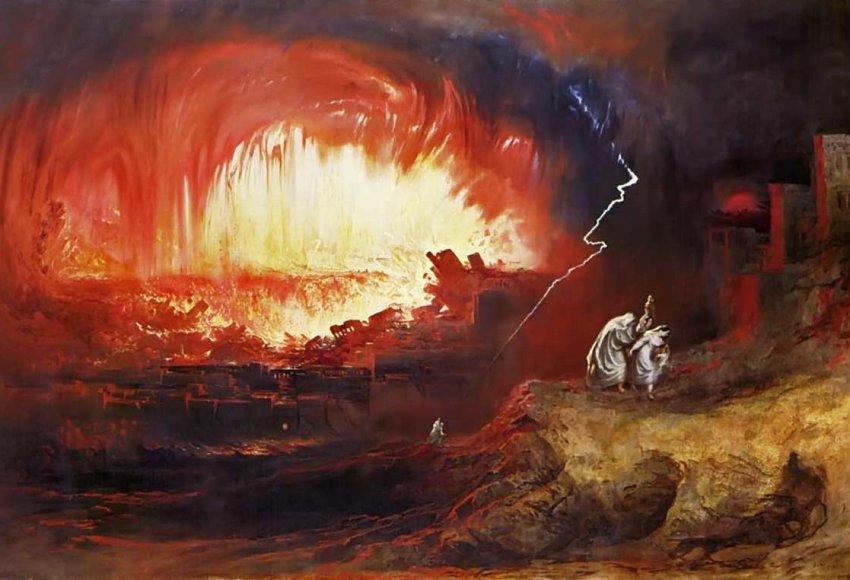 peccato disastroso che porta l'anima all'inferno