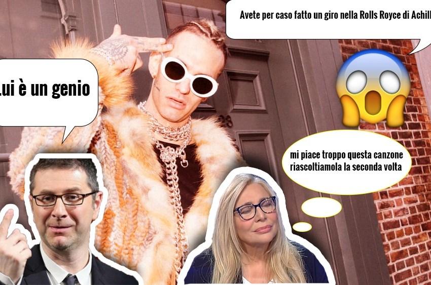 Polemiche a Sanremo 2019