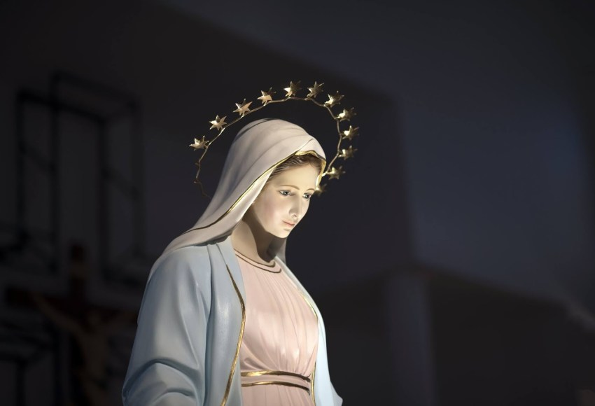 Vorrei vivere con te Maria