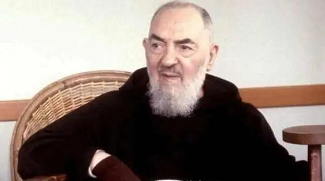 ho sognato Padre Pio