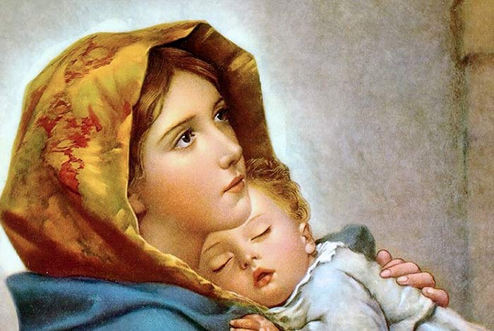 Maria la Mamma di Gesù