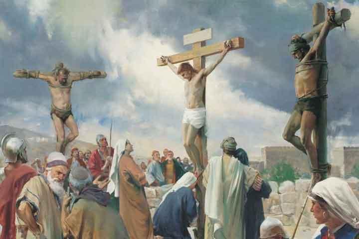 l'amore di Gesù
