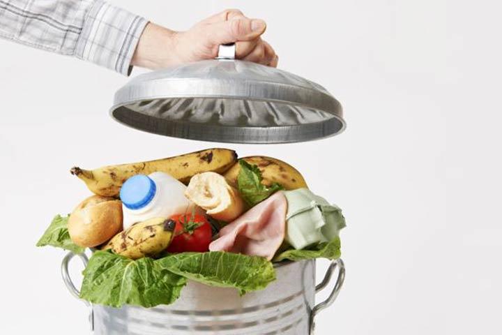 dice Papa Francesco: non sprechiamo il cibo
