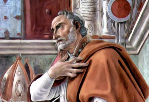 La preghiera secondo Sant'Agostino