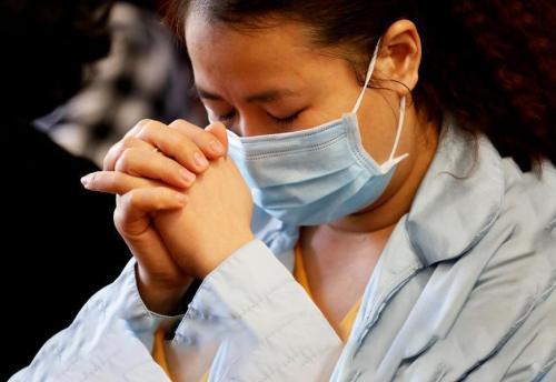 preghiera per sconfiggere il coronavirus