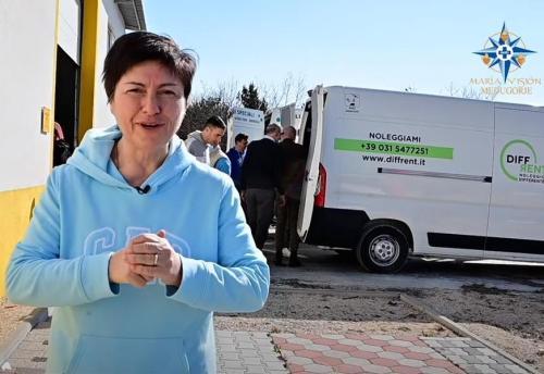 Intervista ad Annalisa Colzi da Maria Vision, con l'arrivo della provvidenza